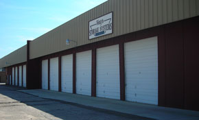 Hays Storage Systems Building